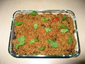 Ground Turkey Fry