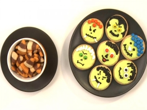How to Make Cookies: Easy Cookie Recipes for Halloween