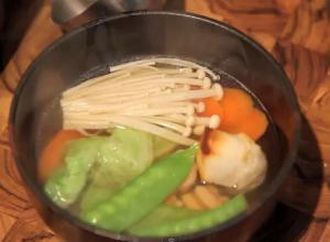 Japanese New Year's Soup - Ozoni