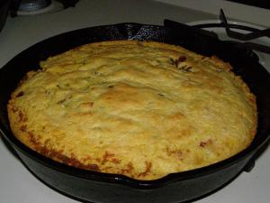 Skillet Corn Bread
