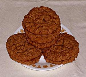 Saucepan Oatmeal Cookies