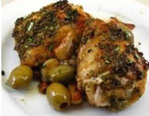 Healthy Cheese and Spinach Stuffed Chicken Rollatini