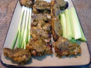 Homemade Chicken Wings: Baked Chicken Wings: Southeast Asian Inspired Chicken Wings