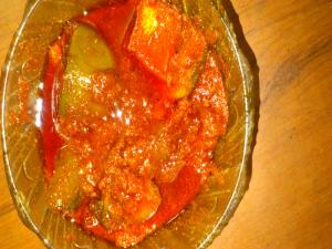 Red Hot South Indian Mango Pickle