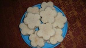 "Kiribath, meaning ""milk rice.""-srilanka"