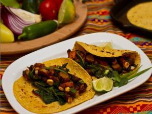 The Veggie Taco
