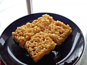 Rice Krispies Squares - 2 Ways