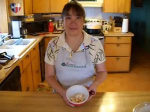 American Version of Vietnamese Shrimp Rice Cakes Part 2 of 5
