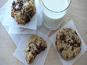 Macadamia Coconut Cookies