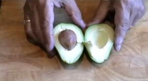 How to Stone an Avocado