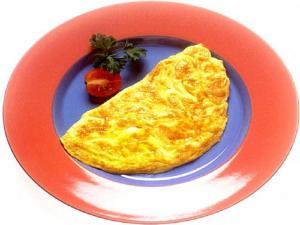 Savory Souffle Omelette