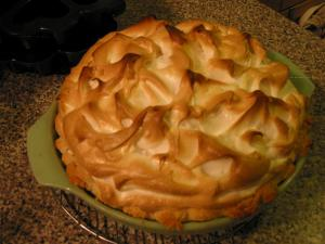 Meringue-Topped Yams