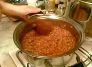 Lasagna Al Forno Part 1 – Introductions & Sauce Making