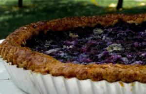 Cottage Cheesecake Pie