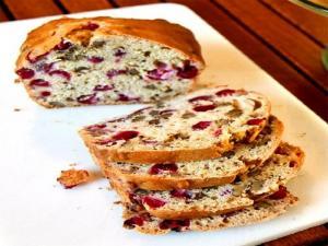 Cranberry  Nut Loaf