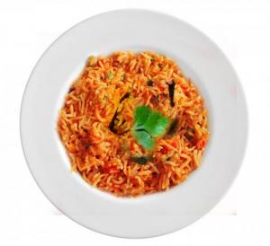 Tomato Bhaat