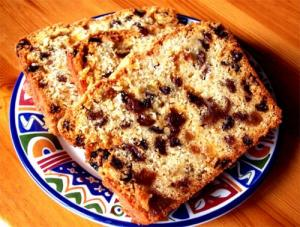 Currant Fruit Cake