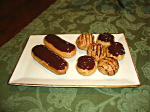 Episode 5 Part 1 - Eclairs and Cream Puffs