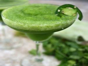 Jalapeno Green Smoothie