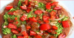 Guaco-Bean Burrito Supper Vlog