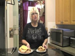 Cheryls Home Cooking - Stromboli