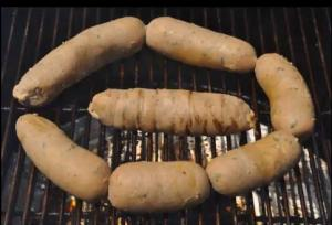 Texas-style Boudin