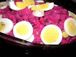 Creamy Herring Salad