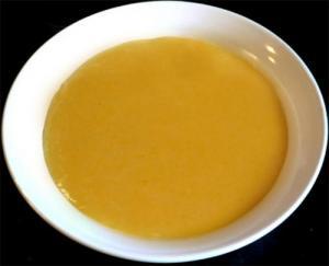Foamy Sauce