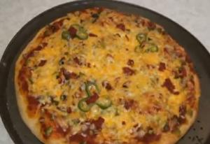 Spicy Pizza for Indian Taste Bud
