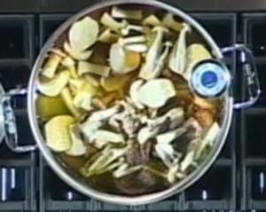 Mushroom Conserva : Thomas Keller (The French Laundry, Per Se, Bouchon)