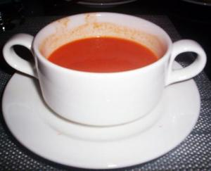 French Cream Of Tomato Soup