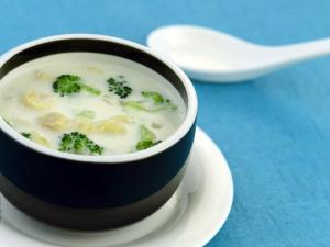 Thai Style Coconut Cream Soup
