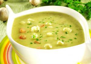 Creamy Floret Soup