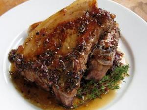 Oriental Pork