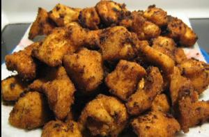 Home Fried Chicken Nuggets