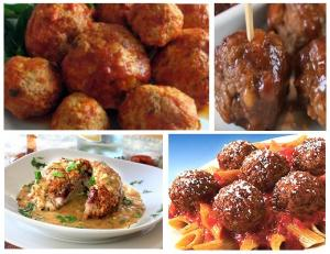 Meatballs all the way