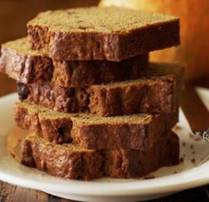 Peanut Butter Orange Bread