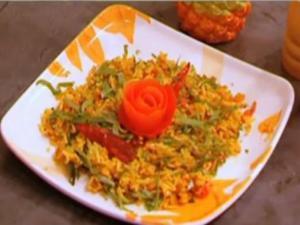 Tomato Spinach Rice