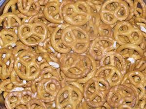 Soft Whole Wheat Pretzels