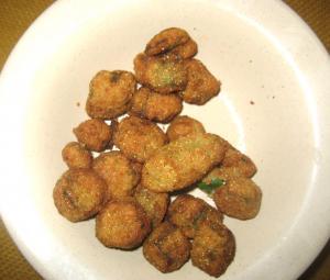 Cynthia's Fried Okra