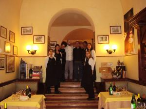 New Year's Eve at Ristorante Leppelin
