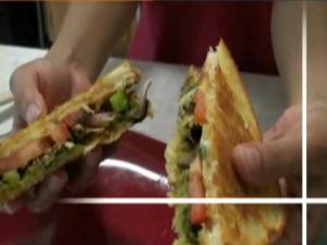 Italian Bread Sandwich