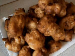 The Greek Cook:Lukumades