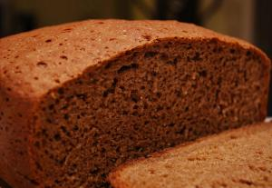 Swedish Orange Rye Bread