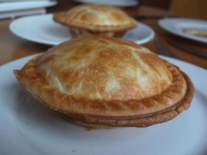 Southern Chicken Pies