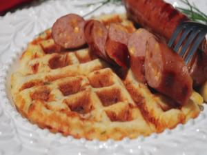 Top Cheese Waffle Recipes And Cooking Tips | iFood.tv