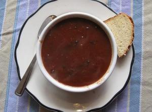 Boulder Black Bean Soup
