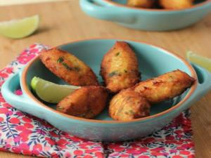 How to Make Cod Fritters - Bolinho de Bacalhau