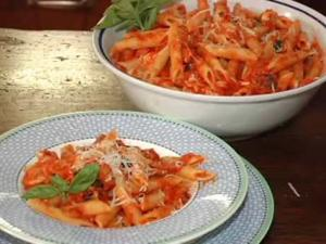 color redFresh eggplant and tomato sauce recipe that has the eggplant ...