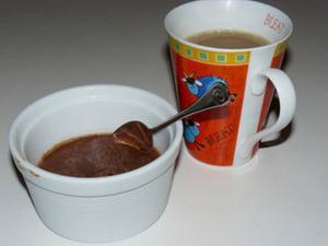 Microwave Pots De Creme